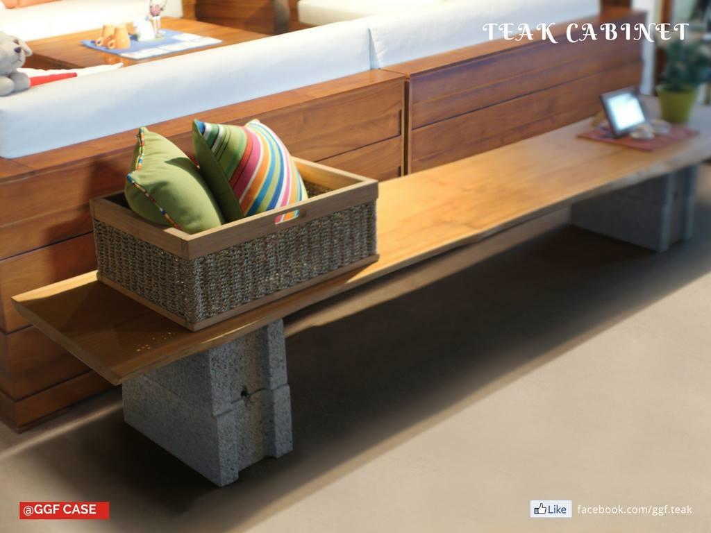 柚木實木板材