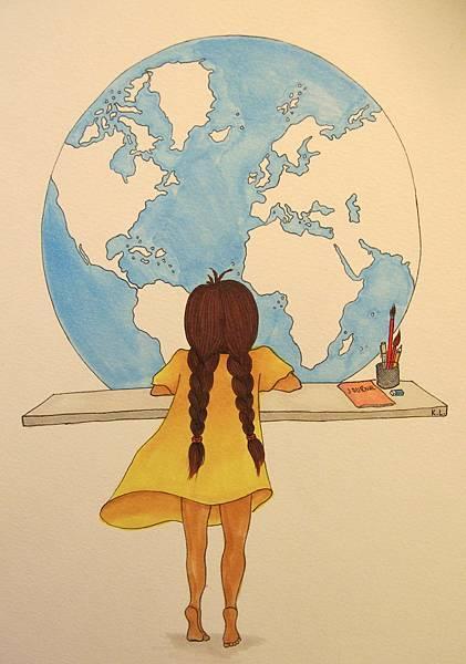 環遊世界-夢想與現實