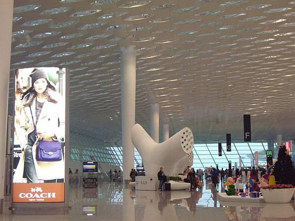深圳寶安機場T3-6