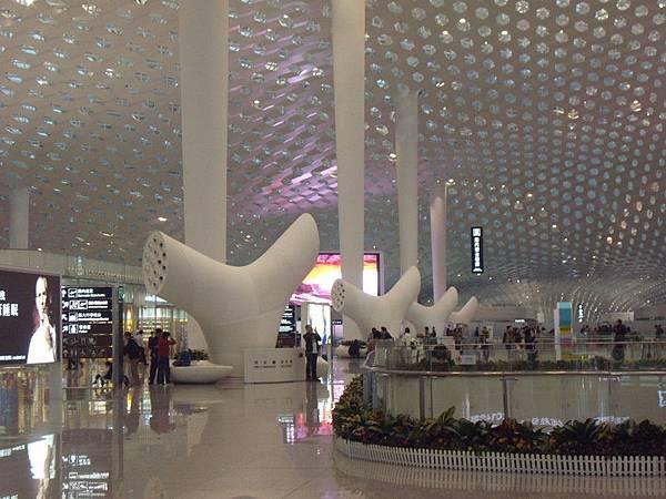 深圳寶安機場T3-7