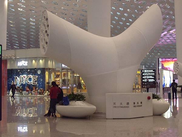 深圳寶安機場T3-8