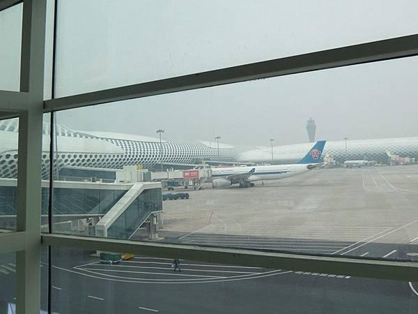 深圳寶安機場T3-16