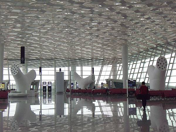 深圳寶安機場T3-17