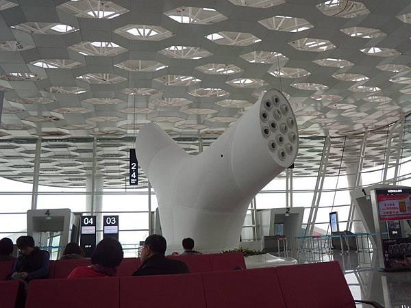 深圳寶安機場T3-18