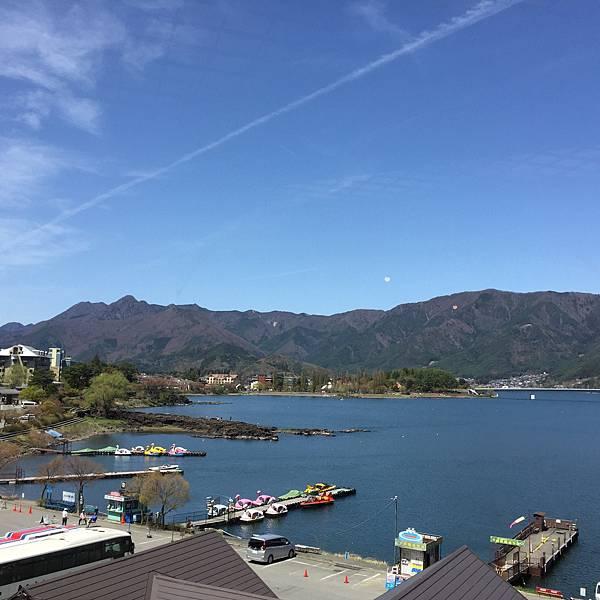 2016年春-河口湖畔