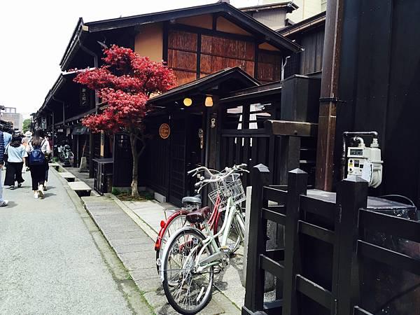 2016春-日本岐阜縣高山古街