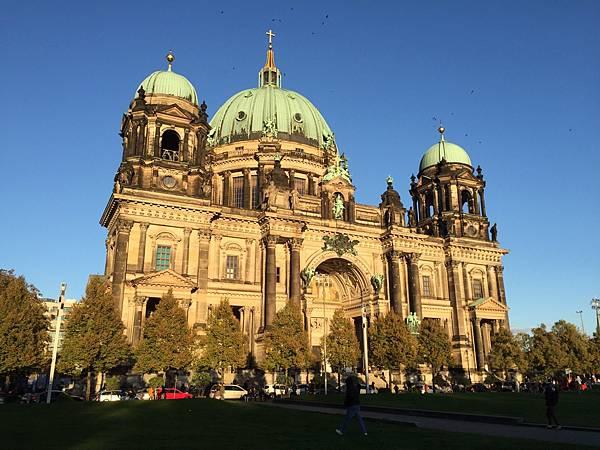 德國柏林大教堂