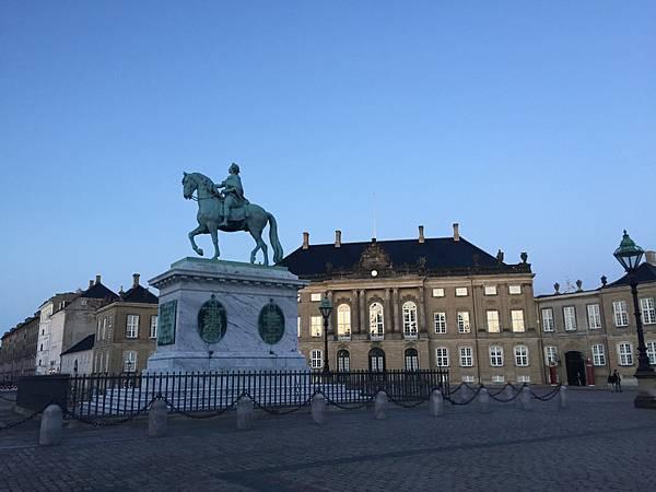 丹麥哥本哈根阿美琳堡