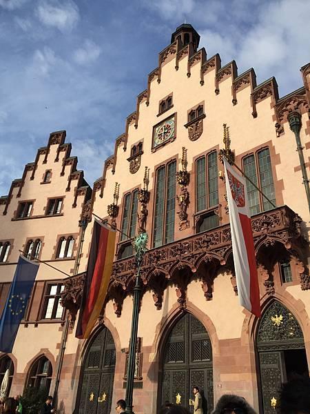 德國法蘭克福舊市政廳