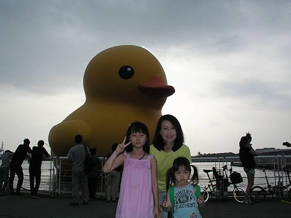黃色小鴨 005