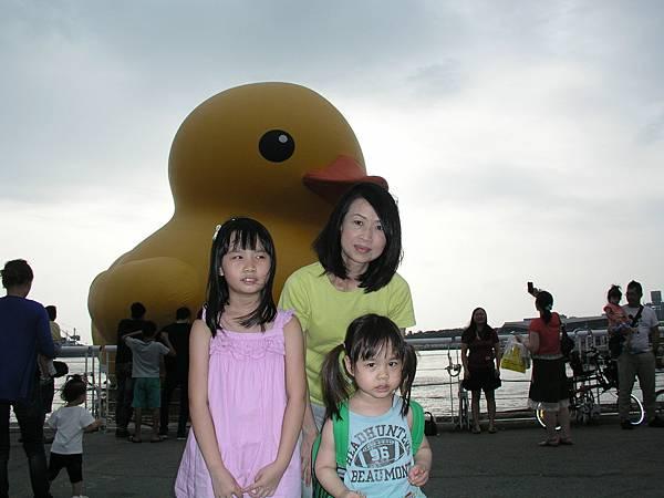 黃色小鴨 006