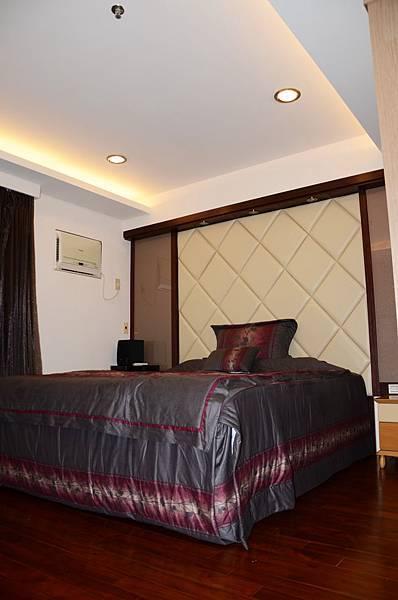 高雄室內設計---博愛大樓 主臥室1