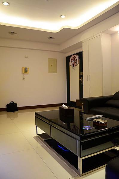 高雄室內設計---博愛大樓 客廳5