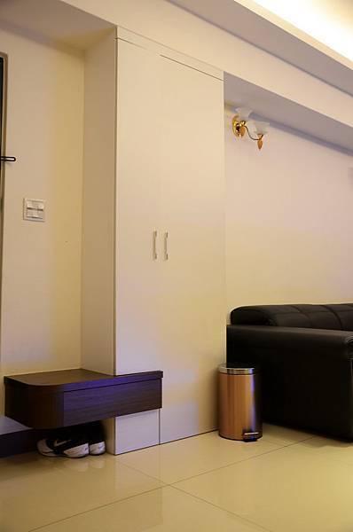 高雄室內設計---博愛大樓 客廳6