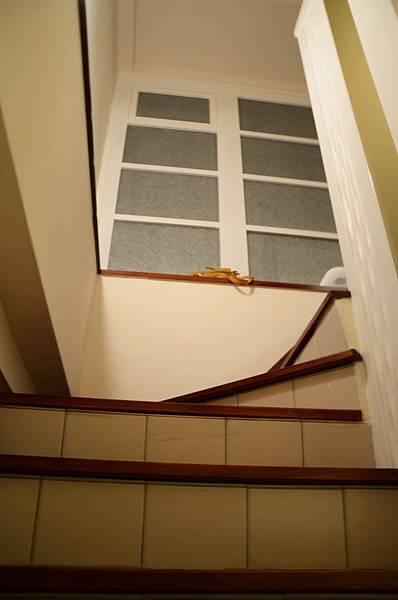 高雄室內設計---博愛大樓 樓梯1