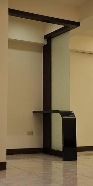 高雄室內設計-三民區尊峰李公館 2玄關