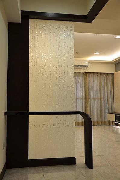 高雄室內設計-三民區尊峰李公館 3玄關