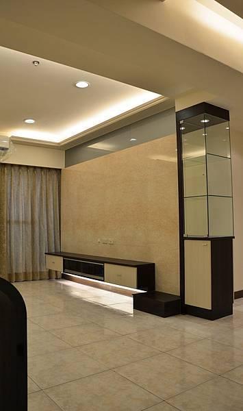 高雄室內設計-三民區尊峰李公館 5客廳