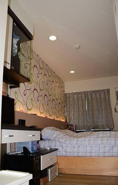 高雄室內設計-九如路蔡公館 4小孩房