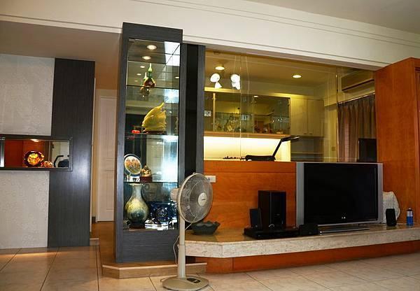 高雄室內設計-九如路蔡公館 10舊有客廳修改