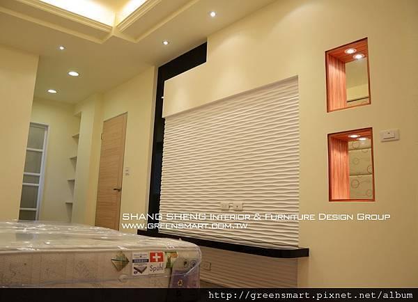 高雄室內設計-阿蓮 農舍改建 主臥室3