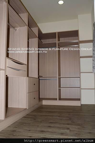 高雄室內設計-阿蓮 農舍改建 更衣室1