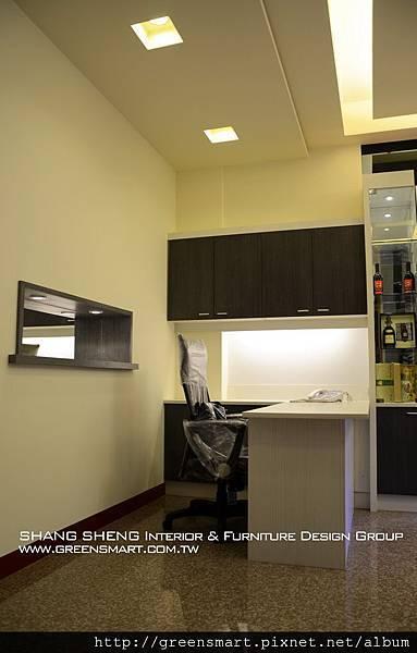 高雄室內設計-阿蓮 農舍改建 客廳5
