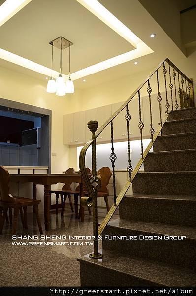 高雄室內設計-阿蓮 農舍改建 餐廳2