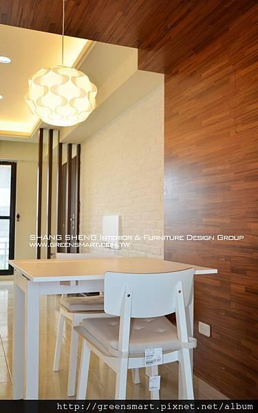 高雄室內設計-鼓山 悅讀山妍 客廳3