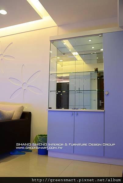 高雄室內設計-左營 京城四季 6客廳