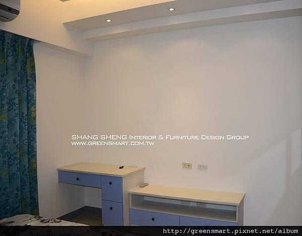 高雄室內設計-左營 京城四季 9主臥室