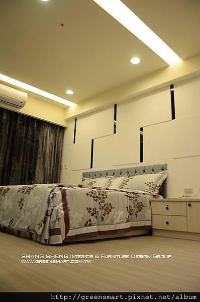 高雄室內設計-W建築  6主臥室