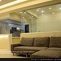 高雄室內設計- 凱悅峇里--客廳4