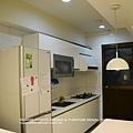 高雄室內設計- 凱悅峇里--廚房1