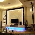 高雄室內設計-鳳山 鳳捷路 5客廳