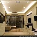 高雄室內設計- 百達翡翠 1客廳