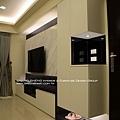 高雄室內設計- 百達翡翠 3客廳