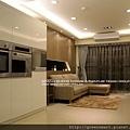 高雄室內設計- 百達翡翠 4客廳