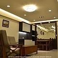高雄室內設計- 老舊公寓設計--客廳2