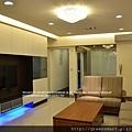 高雄室內設計- 老舊公寓設計--客廳4