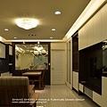 高雄室內設計- 老舊公寓設計--客廳1