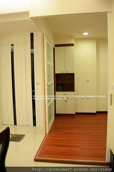 高雄室內設計- 仁武 雙車別墅設計--9和室.jpg
