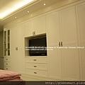 台南室內設計- 巧遇北歐  8主臥室.jpg