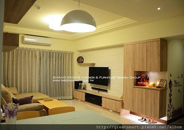 高雄室內設計- 百達麗緻 - 1客廳.jpg