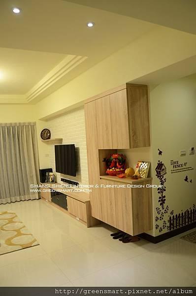 高雄室內設計- 百達麗緻 - 4客廳.jpg