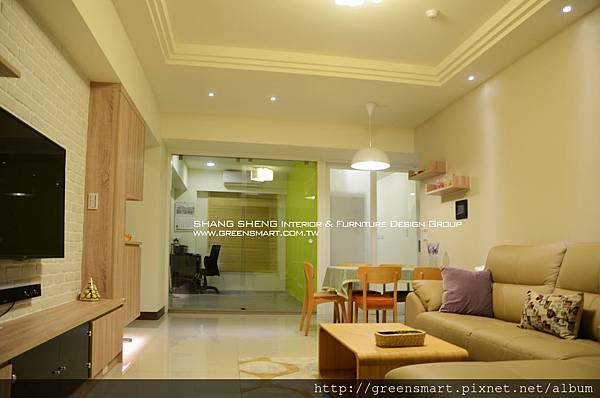 高雄室內設計- 百達麗緻 - 5客廳.jpg