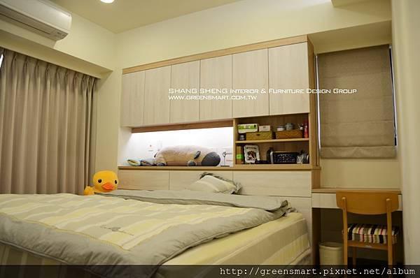 高雄室內設計- 美術館 森美術---11主臥房.jpg