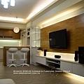 台南室內設計- 北歐loft宅--3客廳