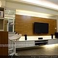 台南室內設計- 北歐loft宅--4客廳
