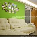 台南室內設計- 北歐loft宅--5客廳
